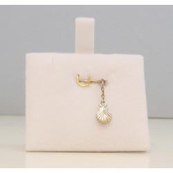 Médaille entourage et croix...